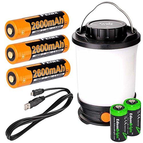 Fenix CL30R 650 lumen USB rechargeable...