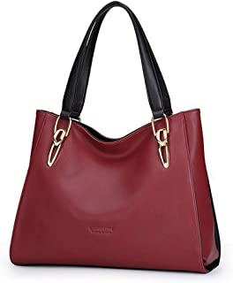 Best red leather purse Reviews