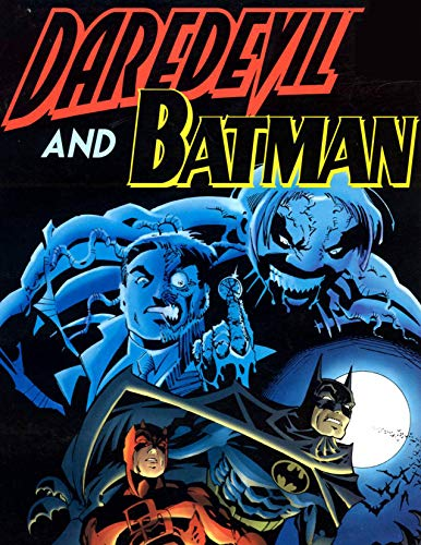 Batman: DareDevil And Batman Comic (English Edition)