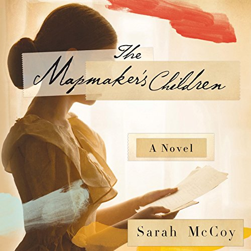 The Mapmaker's Children audiobook cover art