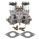 Carburador Carb, Motor de carburador de carburador con 2 juntas para Bug Beetle 40 IDF