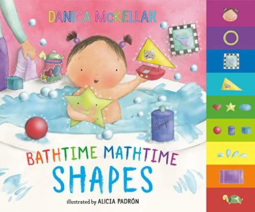 Bathtime Mathtime: Shapes (McKellar Math)