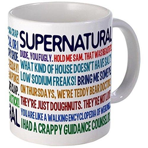 Supernatural Quote Mug