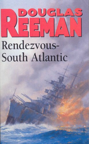 Rendezvous - South Atlantic: A ship past its prime, with one last fateful mission…