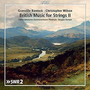 British Music for Strings II