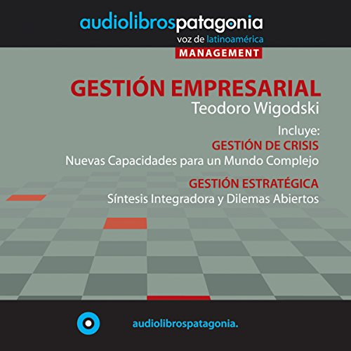 Gestión Empresarial [Business Management] audiobook cover art