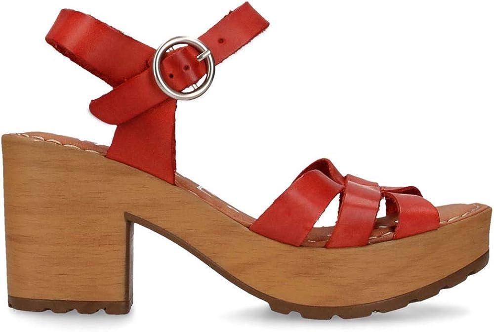 Musse & Cloud Women's Heeled Sandal