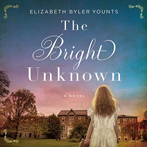 The Bright Unknown audiobook cover art