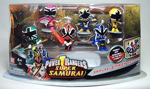 power ranger samurai set - 5