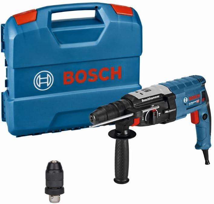 Bosch Professional GBH 2-28 F - Martillo Perforador con maletín modelo 0611267600