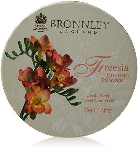 Bronnley Freesia Dusting Powder 75g