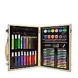 EVFIT Set de lápices de Acuarela Pluma portátil del Color de Agua Que Pinta el Arte del Dibujo de...