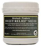 Biteback Products 'Sweet Relief Silver'  Crème Multi-Usage pour la guérison Naturelle de la Peau 500g