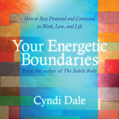 Your Energetic Boundaries audiobook cover art