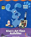 Blue's Clues Art Time Activities