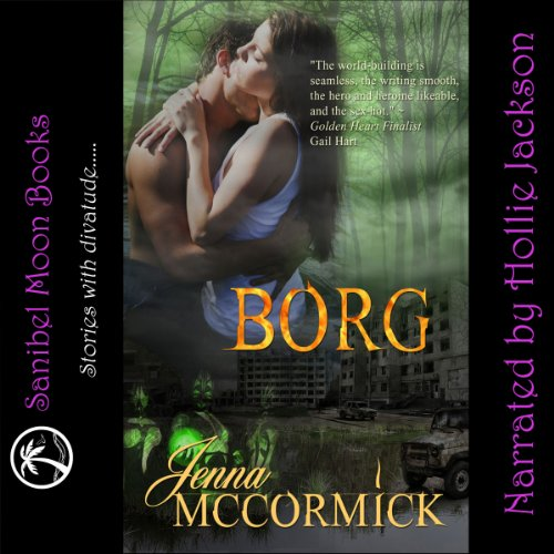 Borg audiobook cover art