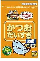 (まとめ買い)マルトモ 減塩かつおだいすき 40g 【×15】