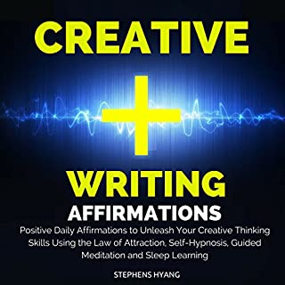 Creative Writing Affirmations cover art
