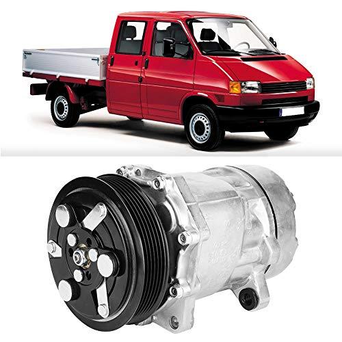 Compressor airconditioning compressor Clima voor LT 28-35 II bus 2DB/2DE/2DK, OE# 7D0820805C, 7D0820805G, 7D0820805H, 7D0820805K, 7D0820805KX