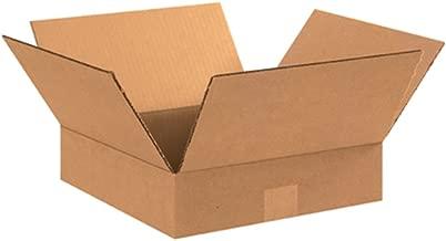Aviditi 15153 Flat Corrugated Box, 15