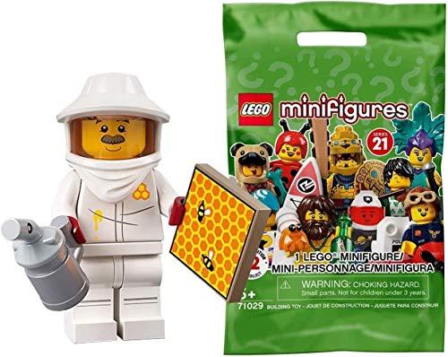 LEGO 71029 - Sammlerfiguren Serie 21 - Imker