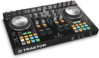 Native Instruments 4デッキ DJコントローラー TRAKTOR KONTROL S4 MK2