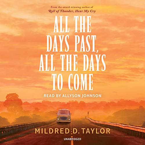 All the Days Past, All the Days to Come cover art