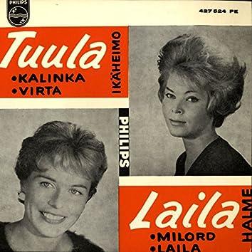 Laila ja Tuula
