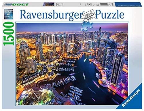Ravensburger Italy- Dubai nel Golfo Persico-Puzzle da 1500 Pezzi, 16355