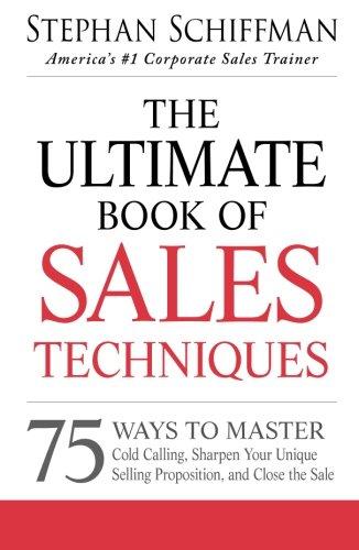 Sales & Selling Techniques