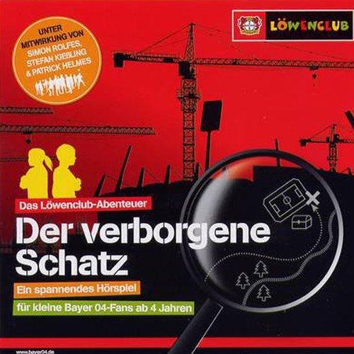Der verborgene Schatz (Das Löwenclub- Abenteuer) Titelbild