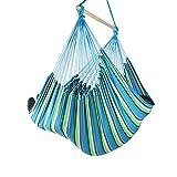 Chihee XXL Hängesessel Extra großer Hängesessel Relax Swing Chair Baumwollgewebe