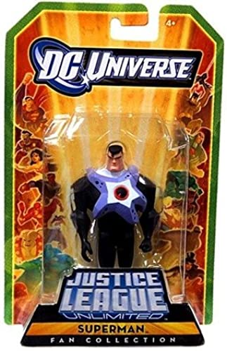 DC Universe - Justice League Unlimited - SUPERMAN - MATTEL