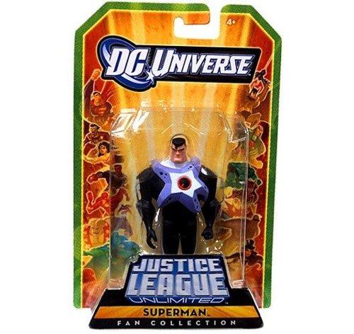 DC Universe Justice League Unlimited Exclusive Action Figure Superman with Starro Spore