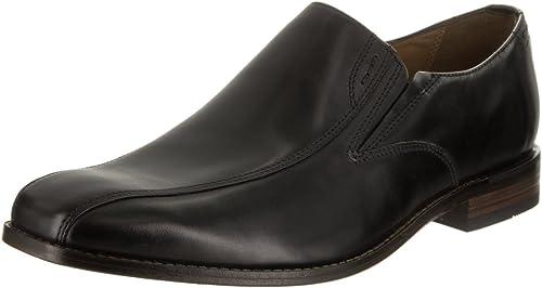 Bostonian Narra Paso Zapato Casual 7,5 de EE.UU. Hombre Cuero schwarz 7,5 D (M) US