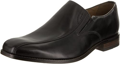 Bostonian Bostonian Hommes's Narrate Step Slip-On,noir Leather,US 8.5 M