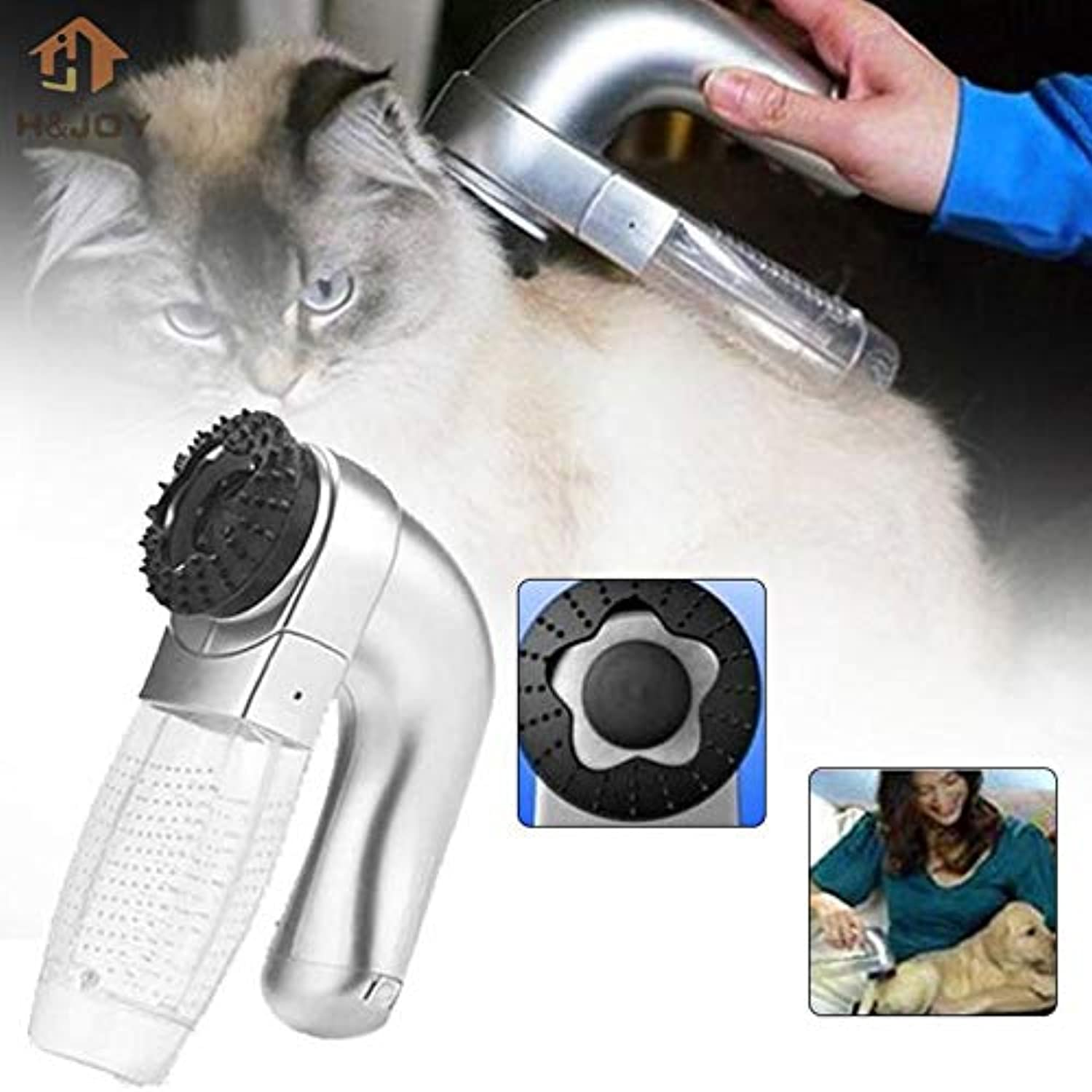 Shed Pal Electric Pet Vac Hair Remover Dog Supply Cat Grooming Vacuum Clean Fur Pet Product for Dog