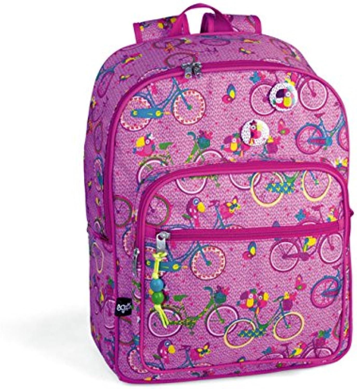 Busquets , , ,  Schulrucksack strong school backpack strong  RIDER PARROT i... B00YSSC1NY  Vollständige Spezifikationen 1b4655