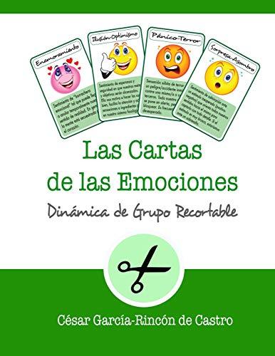 Las Cartas de las Emociones: Dinámica de grupo recortable: 2