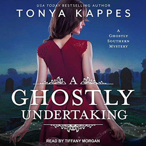 A Ghostly Undertaking cover art