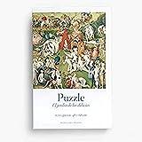 Puzzle 'Tríptico del Jardín de las delicias', del Bosco