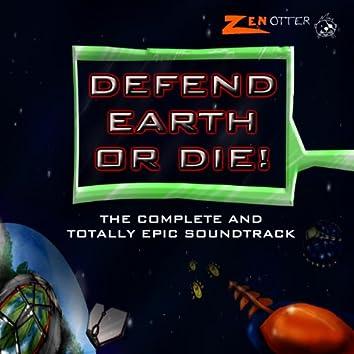 Defend Earth or Die! (Original Soundtrack)