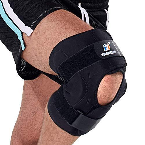 Plus Size Hinged Knee Brace...