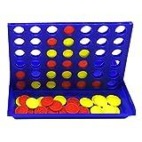 EFE Fe - Juego de Mesa Tridimensional para Jugar a Cuatro Juegos de ajedrez para niños