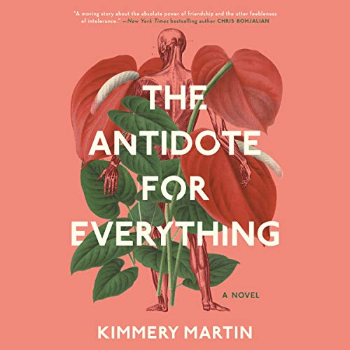 Couverture de The Antidote for Everything