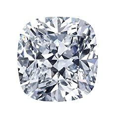 Cushion Diamond shape. Diamond Buying Guide