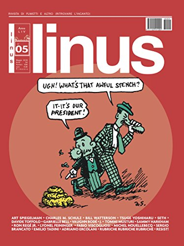 Linus (2018) (Vol. 5)