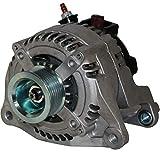 LActrical High Output Alternator fits DODGE Ram 1500 2500 3500 Pickup Truck Cummins Diesel 5.9L V6 03 04 05 06 07 08 09 custom 250 Amp