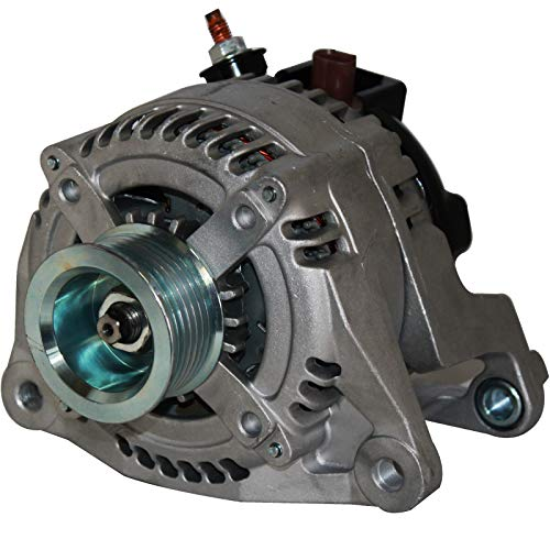 LActrical High Output Alternator fits DODGE Ram 1500 2500 3500 Pickup Truck Cummins Diesel 5.9L V6 03 04 05 06 07 08 09 custom 250 Amp