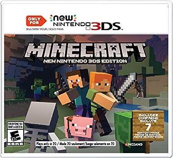 Minecraft  New Nintendo 3DS Edition - Nintendo 3DS